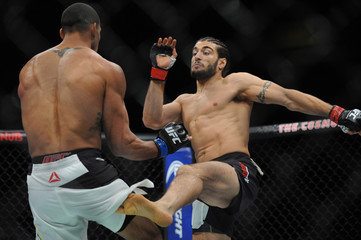 MMA: UFC Fight Night-Theodorou vs Santos