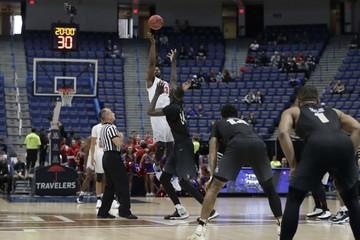 NCAA Basketball: AAC Conference Tournament-UCF vs SMU