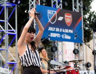 MLS: AT&T Concert