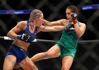 MMA: UFC Fight Night-Grasso vs Herrig