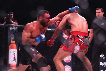 MMA: Bellator 181-Girtz vs Campos