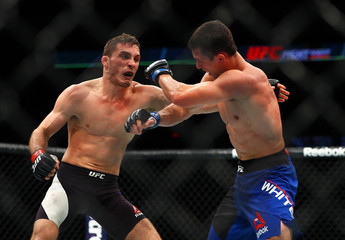 MMA: UFC Fight Night-White vs Martin