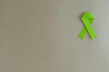 lymphoma cancer ribbon