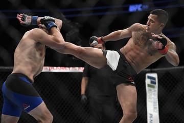 MMA: UFC 213-Pettis vs Miller