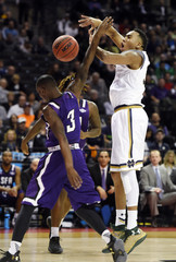 NCAA Basketball: NCAA Tournament-Second Round-Notre Dame vs Stephen F. Austin