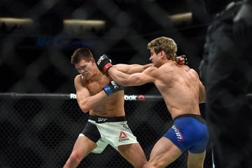 MMA: UFC Fight Night-Northcutt vs Gall