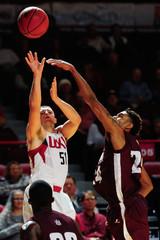 NCAA Basketball: Alabama A&M at Western Kentucky