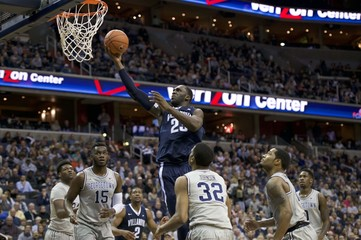 NCAA Basketball: Villanova at Georgetown