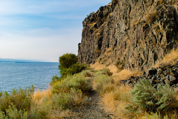 Cliff  side Trail