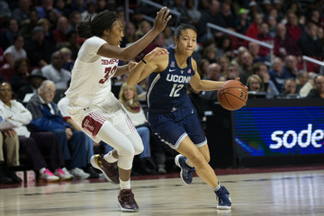 NCAA Womens Basketball: Connecticut at Temple