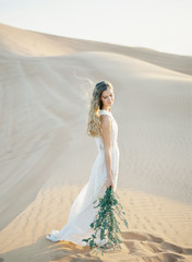 Desert Bride in Exotic Dubai