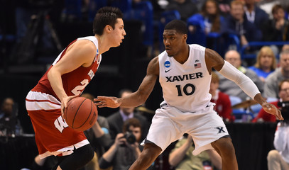 NCAA Basketball: NCAA Tournament-Second Round-Wisconsin vs Xavier