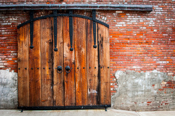 Old Cannery Door