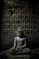 Buddhist Images in Mrauk U