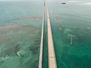Seven Mile Bridge, Florida Keys, USA
