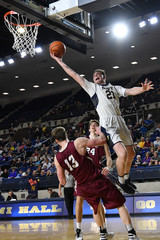 NCAA Basketball: Lafayette at Navy