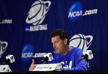 NCAA Basketball: NCAA Tournament-UCLA Practice