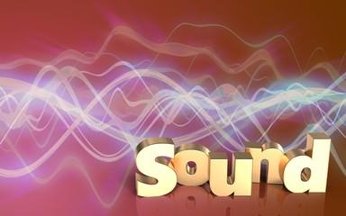 3d sound background