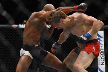 MMA: UFC Fight Night-Musoke vs Velickovic
