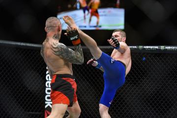 MMA: UFC Fight Night-Pearson vs Ray