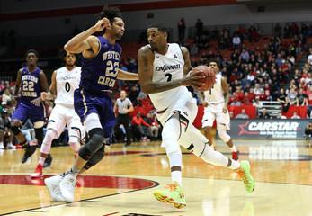 NCAA Basketball: Western Carolina at Cincinnati