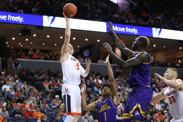 NCAA Basketball: East Carolina at Virginia