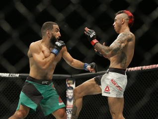 MMA: UFC Fight Night-Montano vs Muhammad