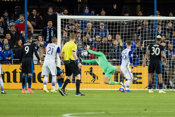 MLS: Orlando City SC at San Jose Earthquakes