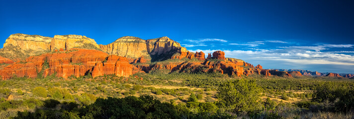 Southwest Red Rock Country Wall mural