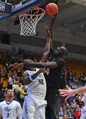 NCAA Basketball: Central Florida at George Washington