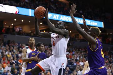 NCAA Basketball: East Carolina at Virginia