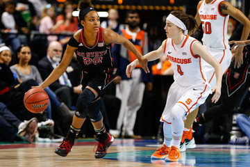 NCAA Womens Basketball: ACC Conference Tournament-Syracuse vs NC State