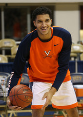 NCAA Basketball: Virginia at Pittsburgh