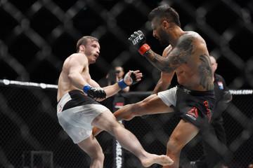 MMA: UFC Fight Night-Rivera vs Pickett