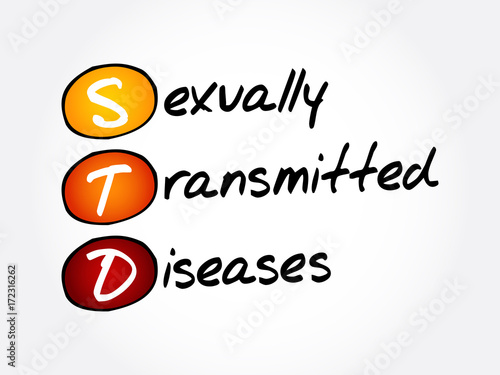 Sexually transmitted diseases logo designs