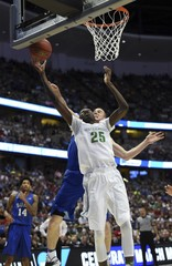 NCAA Basketball: NCAA Tournament-West Regional-Duke vs Oregon