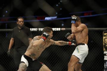 MMA: UFC Fight Night-Dias vs Swanson