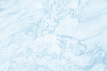 Blue marble texture background, abstract marble texture (natural patterns) for design.
