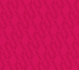 Vector geometric pink background