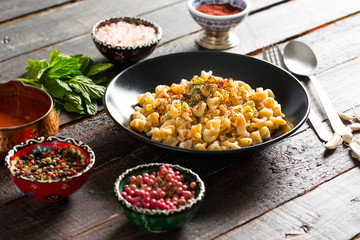 Delicious Turkish Ravioli