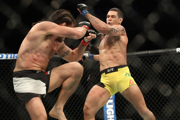 MMA: UFC Fight Night-Theodorou vs Ferreira