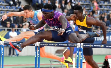Track and Field: Meeting de Paris
