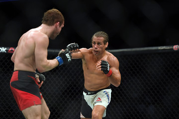 MMA: UFC Fight Night-Faber vs Pickett