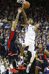 NCAA Basketball: Arizona at Washington