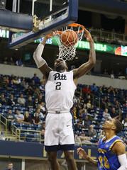 NCAA Basketball: Morehead State at Pittsburgh