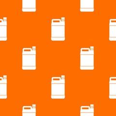 Jerrycan pattern seamless