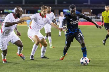 MLS: U.S. Open Cup-San Francisco Deltas at San Jose Earthquakes