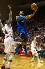 NCAA Basketball: Creighton at Indiana