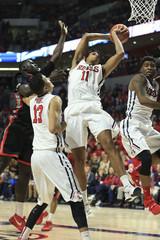 NCAA Basketball: Georgia at Mississippi