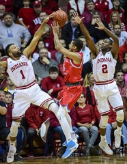 NCAA Basketball: Delaware State at Indiana